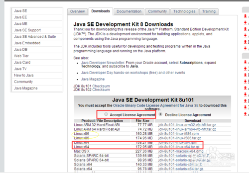 linux java 环境 变量